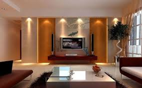 Amusing Tv Units Design In Living Room Along With Living 15