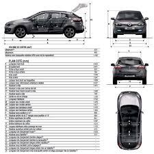acheter renault mégane 3 gris 2014 diesel 10 990 vire