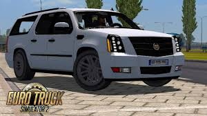 CADILLAC ESCALADE [1.28.X] CAR MOD -Euro Truck Simulator 2 Mods Cadillac Escalade Wikipedia Sport Truck Modif Ext From The Hmn Archives Evel Knievels Hemmings Daily Used 2007 In Inglewood 2002 Gms Topshelf Transfo Motor 2015 May Still Spawn Pickup And Hybrid 2009 Reviews And Rating Motortrend 2008 Awd 4dr Truck Crew Cab Short Bed For Sale The 2019 Picture Car Review 2018 2003 Overview Cargurus