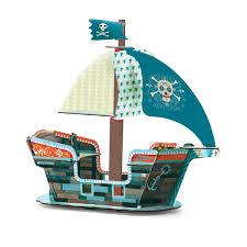 Bateau Pirate 3D à Construire
