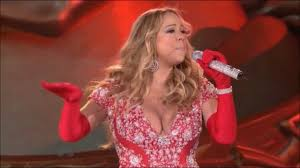Rockefeller Christmas Tree Lighting Mariah Carey by Mariah Carey