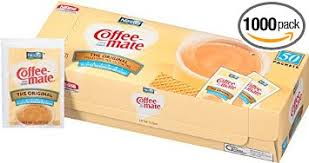 Buy Coffee Mate Original Powdered Creamer 50ct In Cheap Price On Malibaba