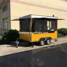 Snack Machine Mobile Fast Food Truck For Sale Exports To Europe ...