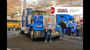 Truck World 2018 Canada Truck Show Rudi's NORTH AMERICAN ADVENTURES ...