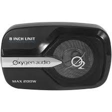 caisson sous siege oxygen o sub caisson de basses sans fil 20cm 200w achat vente