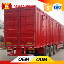 100 Truck Box For Sale Trailer Semi Trailer MAOWO TRAILER