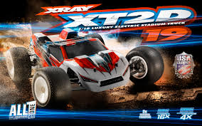 100 Stadium Truck XRAY Unveil XT2D19 2WD NeoBuggynet Offroad RC Car