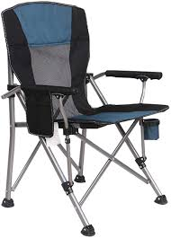 Deluxe Folding Camping Deck Chair,Heavy Duty High Back ... 8 Best Heavy Duty Camping Chairs Reviewed In Detail Nov 2019 Professional Make Up Chair Directors Makeup Model 68xltt Tall Directors Chair Alpha Camp Folding Oversized Natural Instinct Platinum Director With Pocket Filmcraft Pro Series 30 Black With Canvas For Easy Activity Green Table Deluxe Deck Chairheavy High Back Side By Pacific Imports For A Person 5 Heavyduty Options Compact C 28 Images New Outdoor
