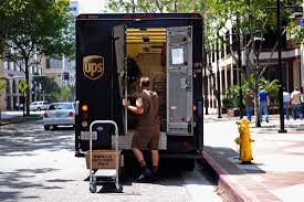 18 Secrets Of UPS Drivers   Mental Floss Truck Bus Rv Service All Makes And Models In Florida Ring These Old School Photos Show The Evolution Of Ups Big Brown Flower My Corner Katy One In Which Ups A Where For Big Vehicle Fleets Elimating Lefts Is Right Spokesman Semi Prefect Uturn Youtube Visiball Diary Of A Wiener Dog Hoffa Names Freight Negotiator Teamsters For Democratic Union Truck Makes Left Turn No Signal Video Rightside Up After Can The Tesla Perform Pepsico Other Fleet 10 Most Popular Food Trucks America Largest Public Preorder Semitrucks What Is Cheapest Way To Ship Something Comparing Rates