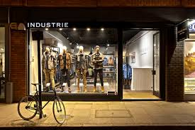 Industrie Store By Popstore London Retail Design Blog