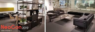 Thonet - Modern Commercial Modular Furniture For Lobbies ...