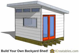 Saltbox Shed Plans 10x12 by 10x12 Studio Shed Plans S3 10x12 Office Shed Plans Modern Shed
