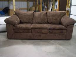 Contemporary Perfect Brown Microfiber Couch 99 Sofa Room Ideas With Intended For Decor 14