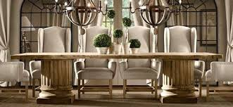 Restoration Hardware Dining Room Chairs New Tables
