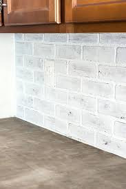 Faux Brick Tile Natural Stone Veneer Home Depot Stone Facade Wall
