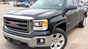 2014 GMC Sierra 1500 SLE Double Cab | Boyer Pickering | 140334 - YouTube 2014 Gmc Sierra 1500 4wd Crew Cab 1435 Denali Truck Short Front Bumpers Add Offroad Top Speed Exterior And Interior Walkaround 2013 La Review Notes Autoweek Red Deer Used Vehicles For Sale Double Pictures 4 Door Pickup In Lethbridge Ab L Price Photos Reviews Features