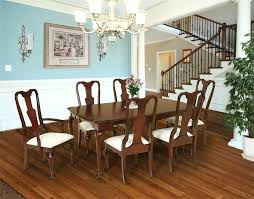 Cherry Dining Room Table And Chairs Popular With Images Of