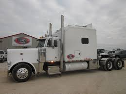 1997 Peterbilt 379 Conventional Sleeper Truck - YouTube 2007 Western Star 4900ex Truck For Sale By Quality Care Peterbilt 379 Warner Industries Heavy Duty Intertional 9900ix Eagle Cventional Capital City Fleet Mack Single Axle Sleepers Trucks For Sale 2435 Listings Page Lot 53 1985 Freightliner Youtube Day Cabs In Florida 575 Kenworth T800w Used On In Texas 2016 389 W 63 Flat Top Sleeper Lonestar