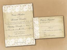 Innovative Vintage Wedding Invitations Best Selection Of Rustic Theruntime