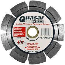 Husky Wet Tile Saw Blade by Whirlwind Usa 7 In 48 Teeth Segmented Diamond Blade For Dry And