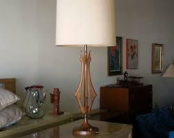 Rembrandt Floor Lamp With Table by Rembrandt Lamp Etsy