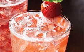 Strawberry Passion Fruit Limonata Lunch & Dinner Menu