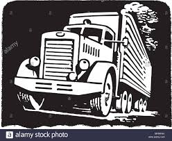Moving Van - Retro Clipart Illustration Stock Vector Art ... Clipart Of A Grayscale Moving Van Or Big Right Truck Royalty Free Pickup At Getdrawingscom For Personal Use Drawing Trucks 74 New Cliparts Download Best On Were Images Download Car With Fniture Concept Moving Relocation Retro Design Best 15 Truck Stock Vector Illustration Auto Business 46018495 28586 Stock Vector And
