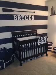 Dark Brown Nautical Decor For Baby Nursery Color Fabric Unique