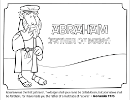 Ideas Collection Abraham Coloring Pages Also Resume Sample