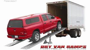 Portable Dry Van Ramps 05 20 240 02 06m High Rev1 Youtube Within ...