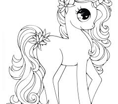 Unicorno Coloring Pages Unicorn Images To Color 4 Colouring Easy