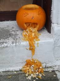 Puking Pumpkin Carving Ideas by Pukie The Pumpkin Crossfit Discussion Board