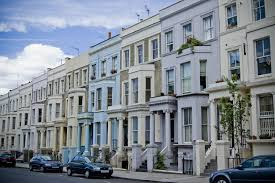 104 Notting Hill Houses Known For Pretty Homes And Gardens Draws Tourists And Buyers In Droves Mansion Global