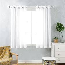 gardinen kurz wohnzimmer
