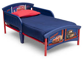 Cars Plastic Toddler Bed