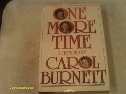 One More Time By Carol Burnett 1986 09 12 Amazon Books