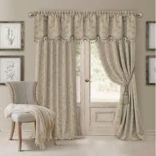 Boscovs Window Curtains elrene mia blackout jacquard valance boscov u0027s