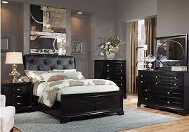 Excellent Decoration Upholstered King Bedroom Set Shop For A Cindy