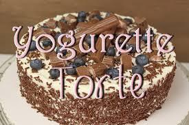 yogurette torte selber machen leichte torten backen sahnetorten