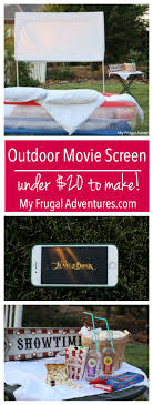 Best 25+ Outdoor Movie Screen Ideas On Pinterest | Outdoor Cinema ... How To Build And Hang A Projector Screen This Great Video Sent Interior Backyard Projector Screen Lawrahetcom Backyards Appealing Movie Theater Outdoor Night Free Carls Diy Projection Screens For Running With Scissors Setup Youtube Project Photo On Awesome Best On Budget 6 Steps With Pictures Systems Design Jen Joes 25 Movie Ideas Pinterest Cinema 120 169 Hdtv Indoor Portable Front