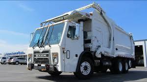 100 Trucks And Parts Of Tampa Tour 2011 Mack LEU Heil HalfPack FEL At And Of