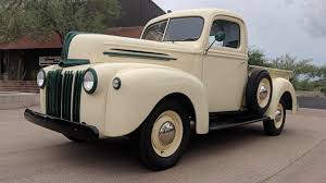 World War II-vintage Ford Pickup Is Pick Of The Day 1952 Dodge B3 Pickup Original Flathead Six Four Speed Youtube 40s Dodge Truck Rat Rod Hot Rods Pinterest 1945dodgepickupcustompaint Car For Sale 1945 Truck 3 Tons 1949 With A Cummins 6bt Diesel Engine Swap Depot Halfton Classic Photos Jobrated Trucks Advertising Campaign 51947 Fit The Wc Series Wikipedia How Ford Made America Fall In Love Pickup Trucks 2019 20 Top Upcoming Cars