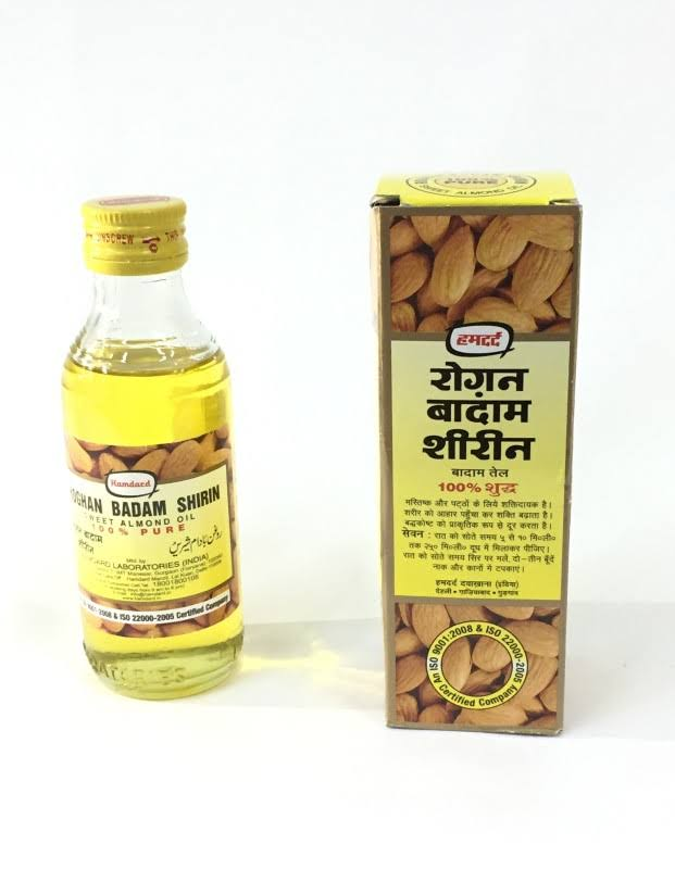 Roghan Badam Shirin(sweet Almond Oil)