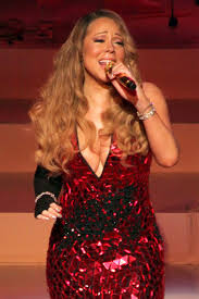 Rockefeller Christmas Tree Lighting 2014 Mariah Carey by Mariah Carey Cries Loses Shoe During Christmas Show Us Weekly