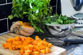Pumpkin Risotto Recipe Vegan by Thermomix Pumpkin And Spinach Risotto U2022 Suger Coat It