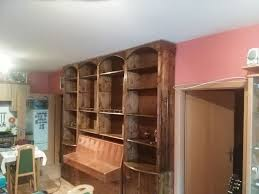 61 best built in bookcase plans images on pinterest