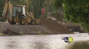 Pumpkin Patch In Clovis Ca by Canal Breach Causes Major Flooding In Clovis Abc30 Com