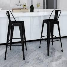 cdiscount chaise de bar tabouret de bar metal beautiful tabouret de bar metal et cuir style