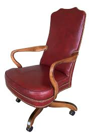 High Quality Vintage Oxblood Red Leather Swivel Nailhead Accented ... Hooker Fniture Juliet Transitional Home Office Swivel Chair Olsen Desk Pier 1 Displaying Gallery Of Nailhead Executive Chairs View 13 Traditional Leather Leather Office Chairs Shop The Best Linon Decor Sinclair With Nailheads At Lowescom Deep Tufted Black English Chesterfield Style Rolling Draper Chrome Base And Amazoncom Ashley Signature Design Adjustable Century Ding Princess For Toddlers Steelcase Contemporary By New Pretty Fice 115 Best Stone Beam Wheels