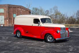 1946 Chevrolet Panel Van | Fast Lane Classic Cars Nostalgia On Wheels 1946 Chevrolet Canopy Express Gents Car Club Chevy 2dr Sedan 3595000 By Streetroddingcom Video Barn Find Panel Truck Hardcore Grill Elegant 1 2 Ton Jim Carter Parts Halfton Steve Sexton Flickr Auctions Stake Body Owls Head Pickup Gateway Classic Cars 1318chi For Sale Classiccarscom Cc1038790 Stylemaster Wikipedia
